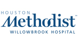 Houston Methodist Willowbrook Hospital Logo